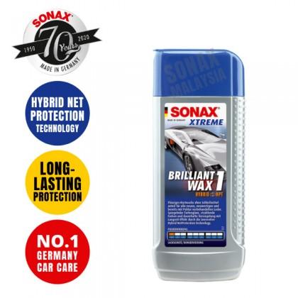 SONAX Xtreme Brilliant Wax 1 Hybrid NPT 250ml