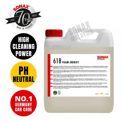 SONAX 618 ActiFoam Energy 10L