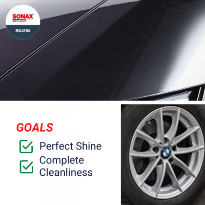 Value Pack for Perfect Shine Car