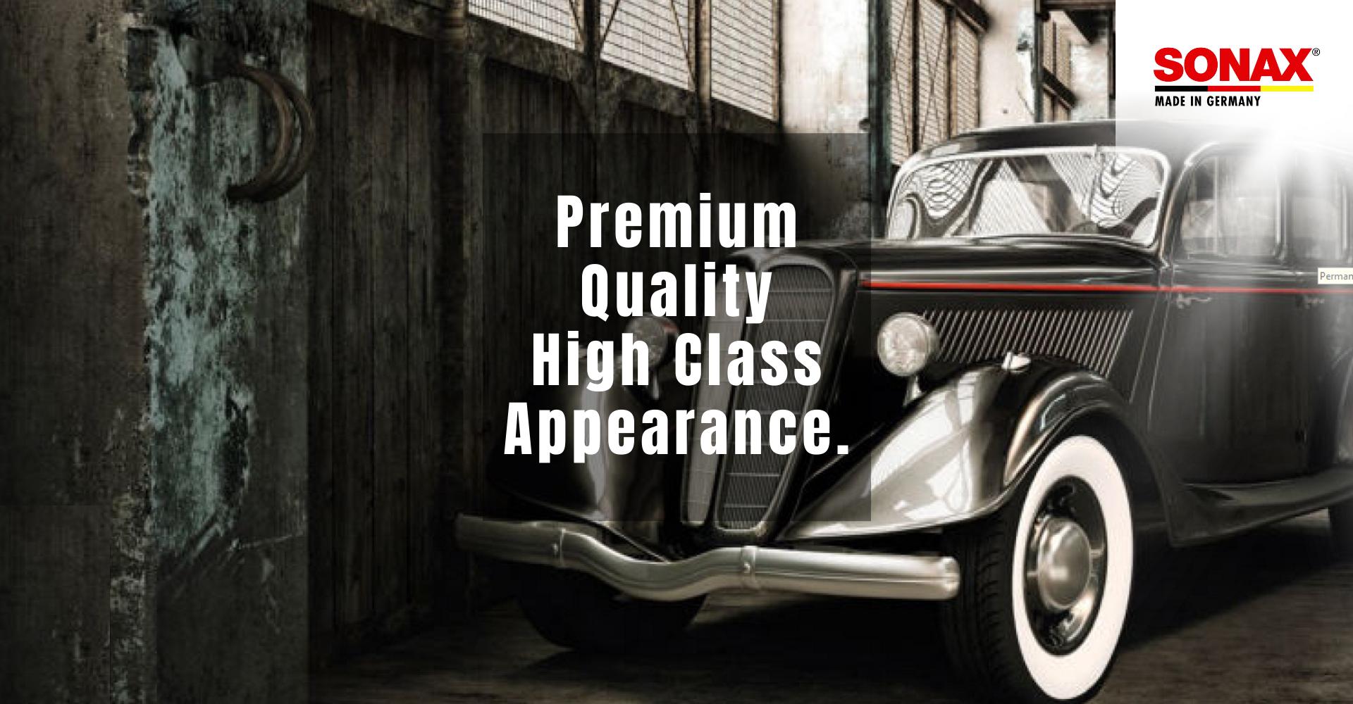 Premium Quality High End Performance