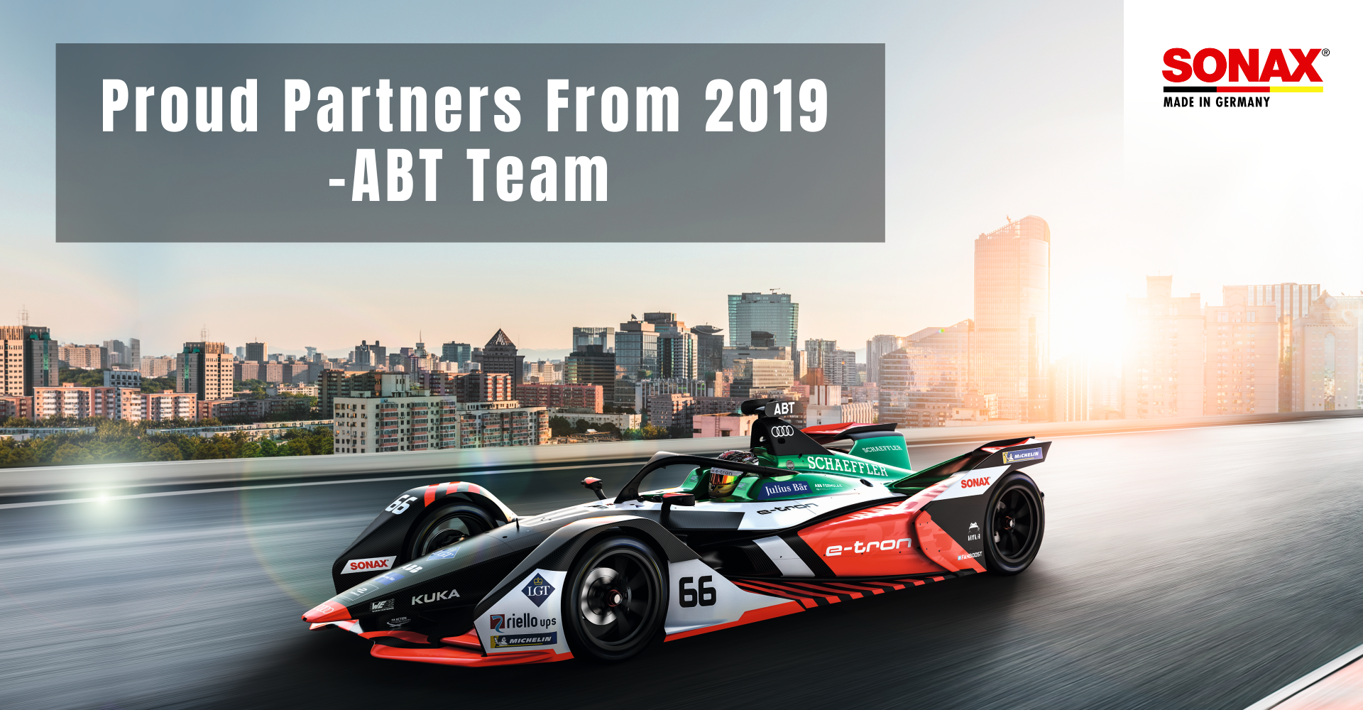 Proud Partners From 2019 - ABT Team